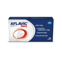 Aflavic Max 1000 mg 30tabl.