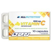 Allnutrition Vitamin C 1000mg 10 kaps.