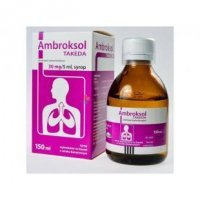 Ambroksol TAKEDA 30mg/5ml 150ml