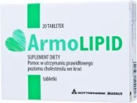 ArmoLipid tabl. 60 tabl.