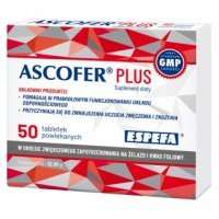 Ascofer Plus 50tabl.