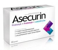 Asecurin 20 kaps