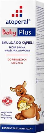 ATOPERAL BABY Plus Emuls.do kąpieli 400ml