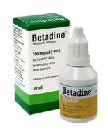 Betadine 100mg/ml 30ml (INPHARM)