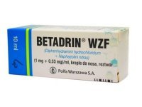 Betadrin WZF k do nosa 1mg+0,33mg/1ml 10ml
