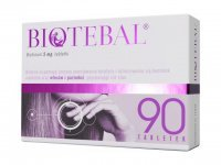 Biotebal 5mg 90 tabl.
