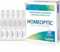 BOIRON Homeoptic krop.do oczu0,4 ml(10szt)