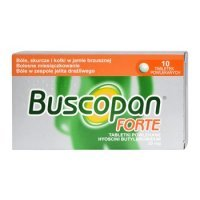 Buscopan Forte 20mg 10 tabl
