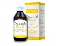 Calcium Hasco o sm banan 115,6mg 150ml