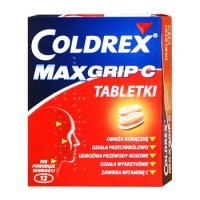 Coldrex MaxGrip C 12 tabl