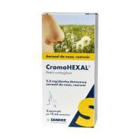 Cromohexal aerozol do nosa 20 mg/ml 30 ml