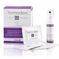 DEMODEX Spray & chusteczki 15 ml