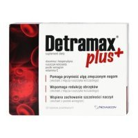 Detramax Plus 30 tabletek