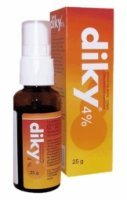 DIKY 4% aerozol 30ml