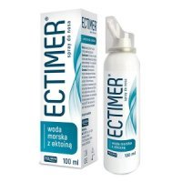 Ectimer spray do nosa 100 ml