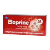 Eloprine 500mg 50 tabl.