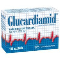 Glucardiamid 1500mg+125mg 10 past