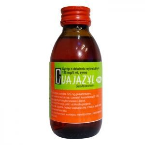 Guajazyl 125mg/5ml 150g