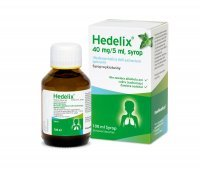 Hedelix 40mg/5ml 100 ml