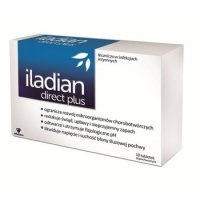 Iladian direct plus 10 kaps
