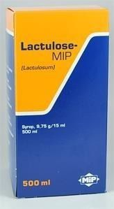 Lactulose-MIP 97500mg/15ml 500ml