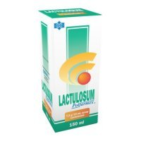 Lactulosum Polfarmex 2500mg/5ml 150ml