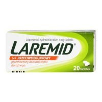 Laremid 2mg 20 tabl.