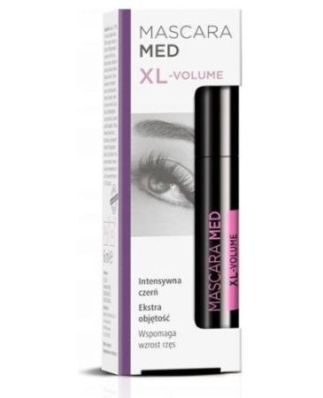 Mascara Med XL-Volume Tusz do rzęs 6ml