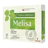 Melisa Colfarm 150 mg 30 tabletek
