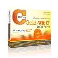 Olimp Gold-Vit C Forte 1000mg 30 kaps