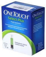 One Touch Select Plus 50pask.LIFESCAN
