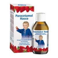 Paracetamol Hasco 120mg/5ml 150g