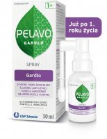 Pelavo Gardło 1+ Spray 30 ml