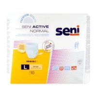 Piel-m. SENI ACTIVE Normal large 10szt