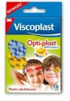 Plast.OPTI-PLAST 62x50mm /junior/dekorow.