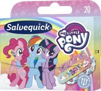 Plast. Salvequick My Little Pony 1 op.