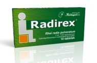 Radirex 500mg 10 tabl