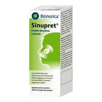 Sinupret 100ml