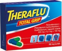 Theraflu Total Grip parac+phen+guai 16kaps