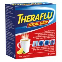 Theraflu Total Grip (Theraflu Max) 10 saszetek