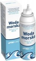 Woda morska APTEO CARE spray do nosa 100ml